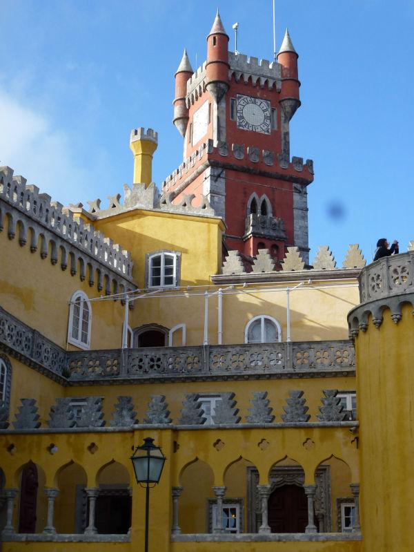 SINTRA ( Portugao )