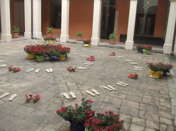 GIRONA   Temps  de  Flors,  maig  2015