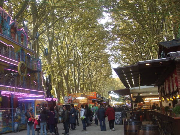 Girona i  les  Fires  2015