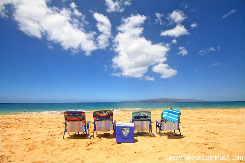 The Big beach, Hawaii