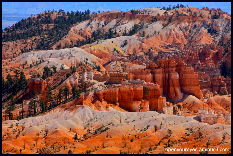 Artistic Bryce Canyon