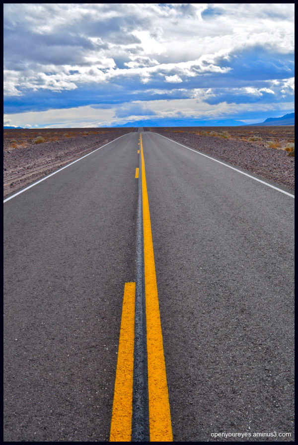 The Road that never ends...