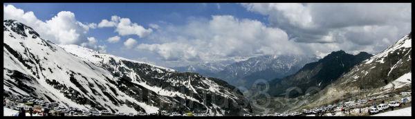 Panaromic Rhotang Pass