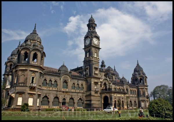 New palace Kolhapur