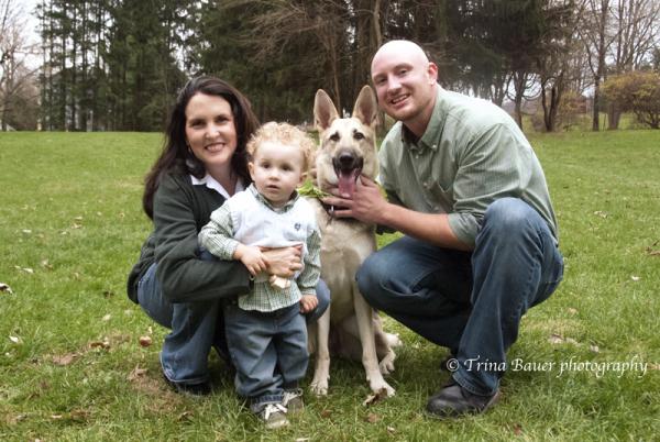 H family portrait