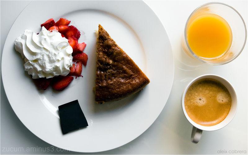 El petit plaer d'esmorzar bé