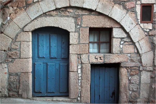 Portes i finestres, doors and windows