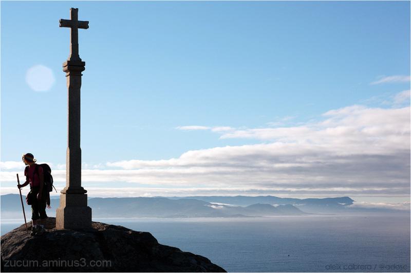 Peregrí a Fisterra, Galícia