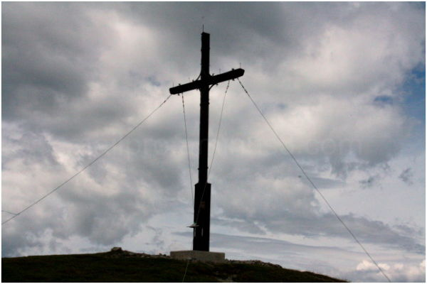 Saile Gipfelkreuz