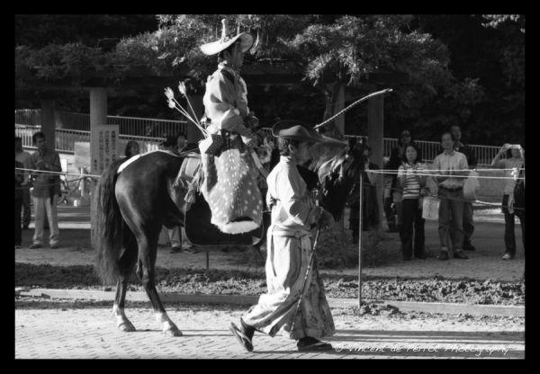 Yabusame Archers (3)