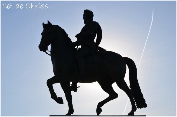 Statue d'Henri IV