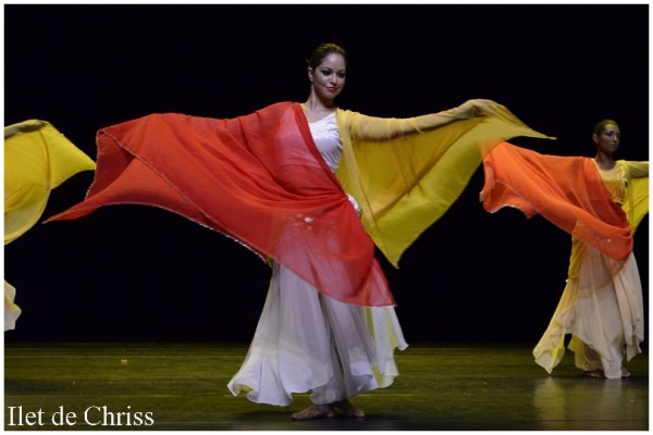 Danseuses orientales