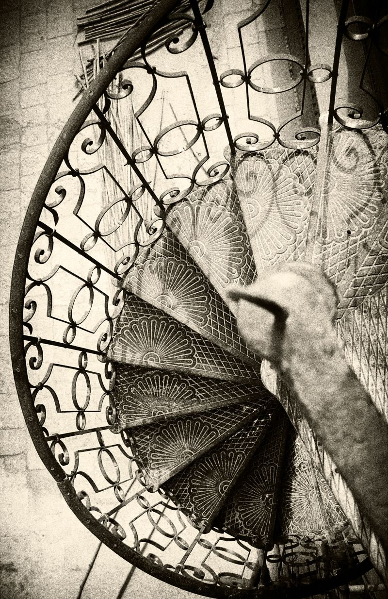 Twirling Stairs