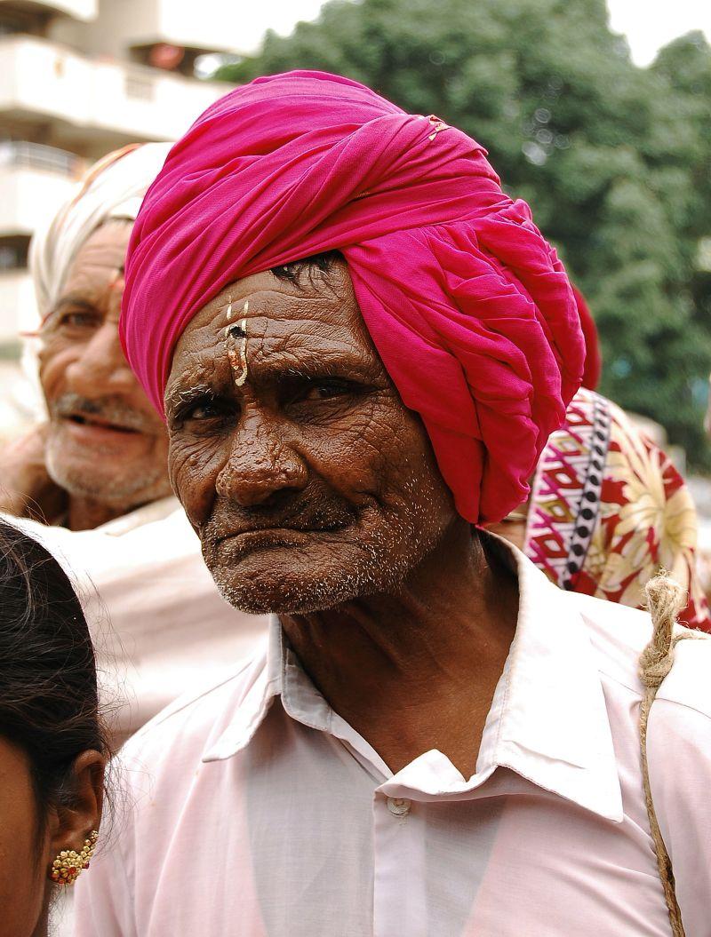 Palkhi 2011 at Diveghat