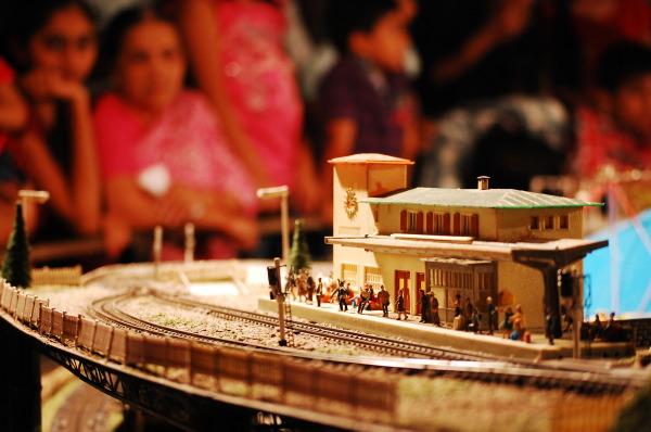 Miniature train museum Pune