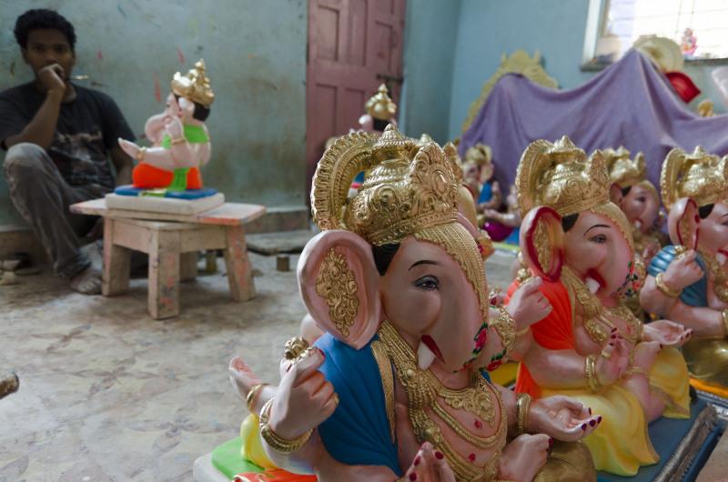 Ganpati Festival 2012