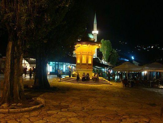 City, monuments