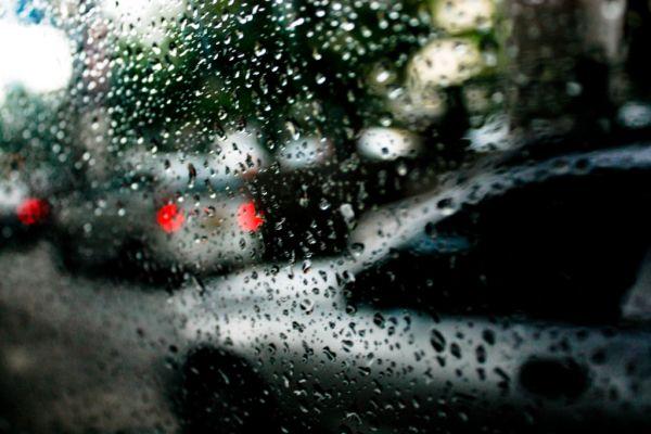 Through the Car Window