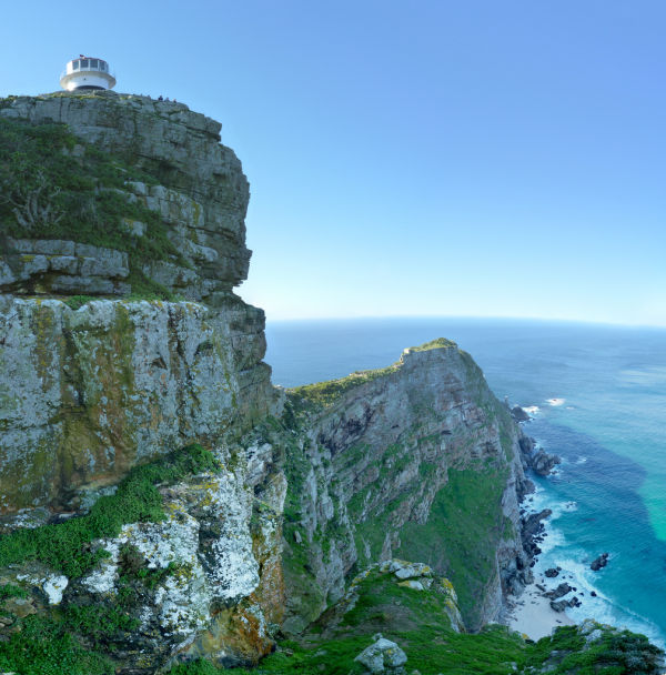 Cape Point panorama
