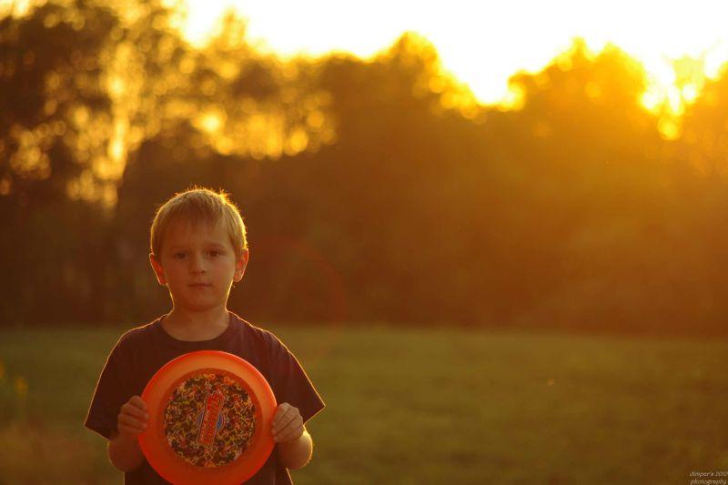 kid, sun