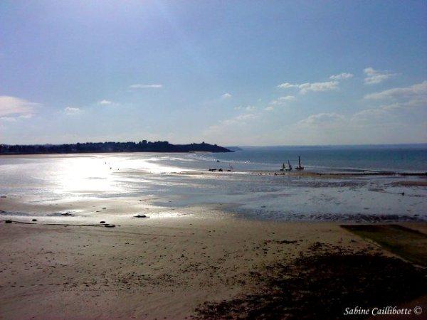 La côte bretonne !