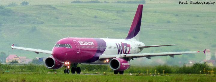 Wizz Airplane
