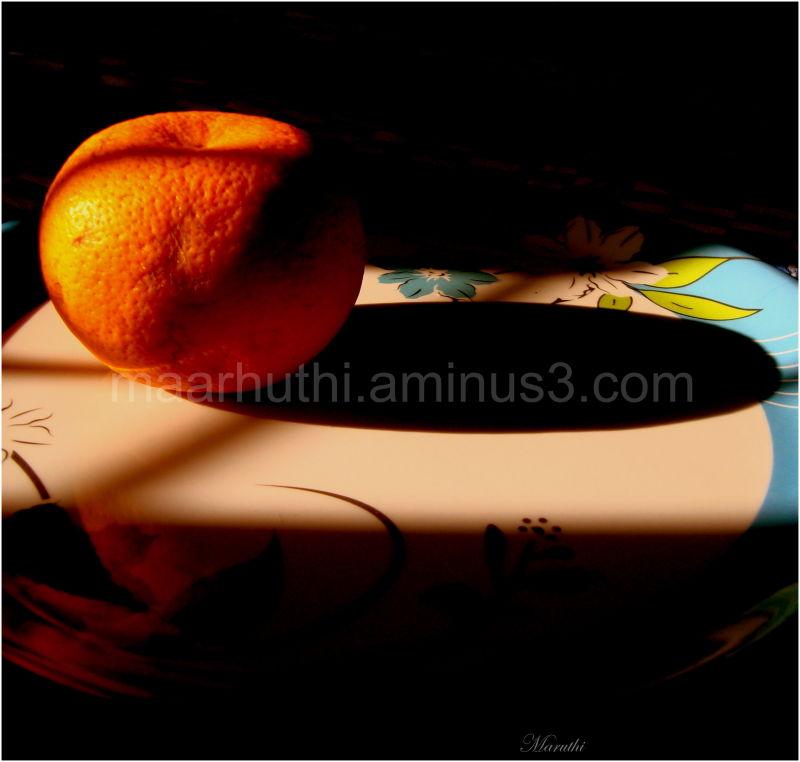 Day -51 My Orange !!