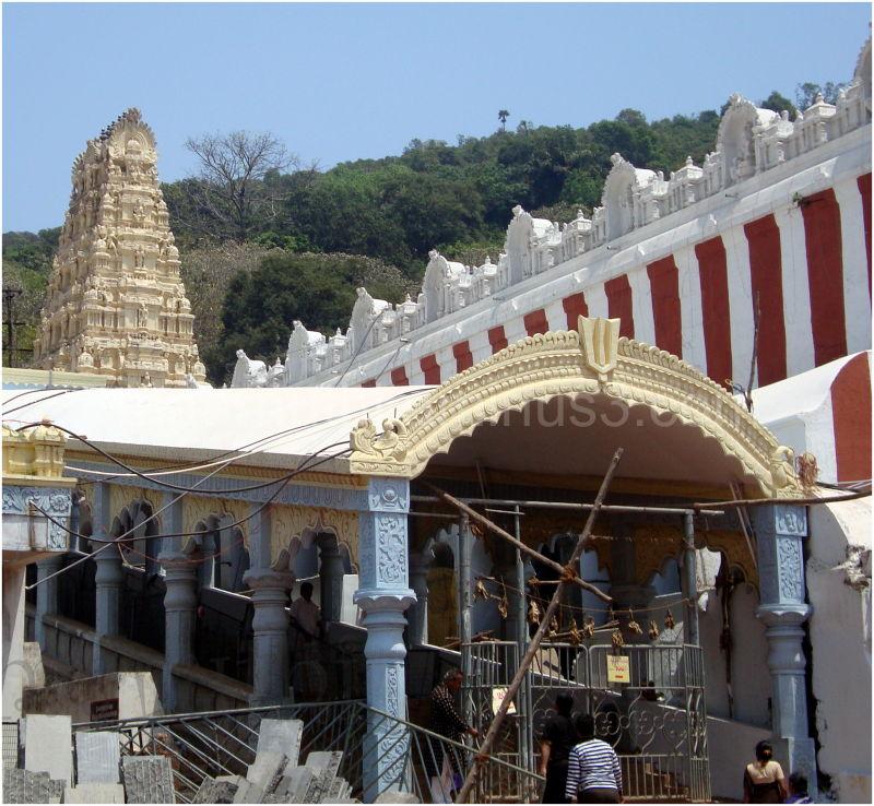 Gopuram .