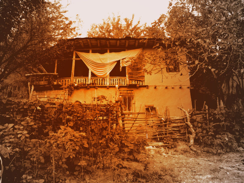 Serash village6