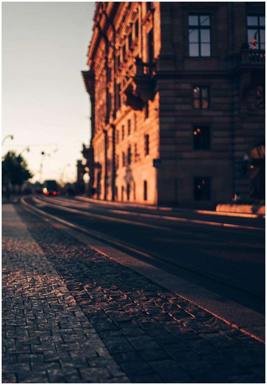 From Prague.