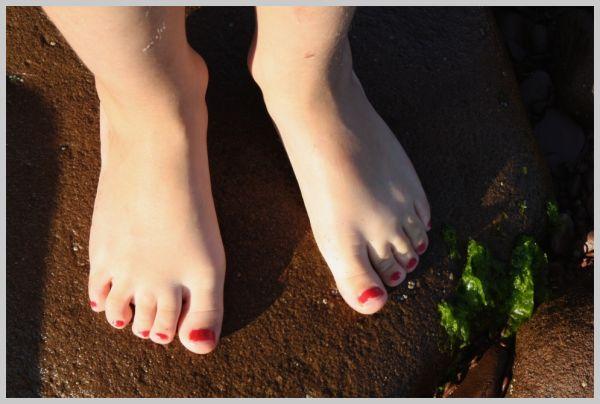 Sophie's Feet