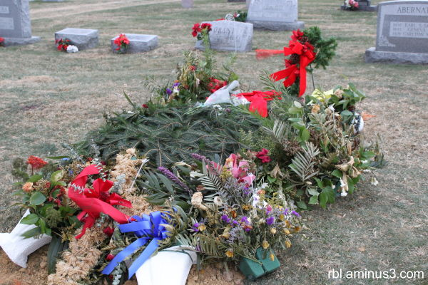 burial cemetery