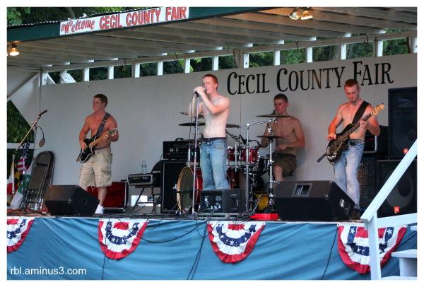 OSC at the Cecil County Fair