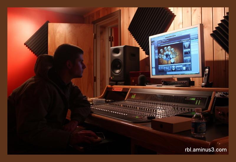 Corner House Records Studio
