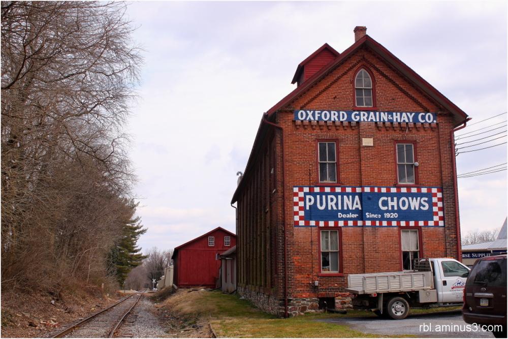 Oxford Grain & Hay