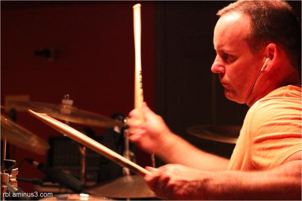 Steve Lombardi Studio drummer