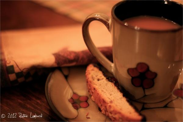 biscotti & tea