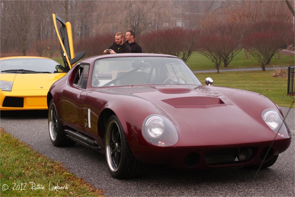 1965 cobra coupe