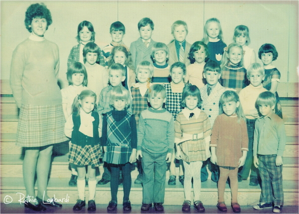 Mrs. Miller's Kindergarten Class