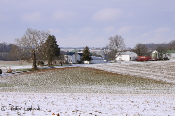 snow covered landscape oxford pa