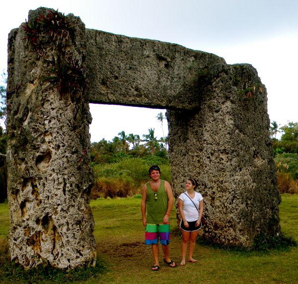 coral stonehenge