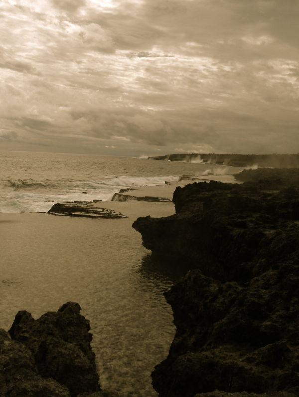 blowholes in Tonga