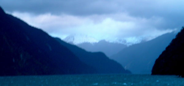 Doubtful Sound in the Fiorlands