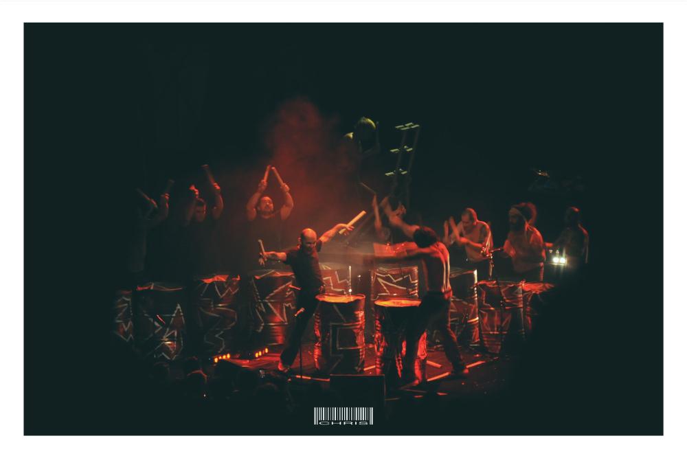 - Les Tambours du Bronx - Festival de Manosque -