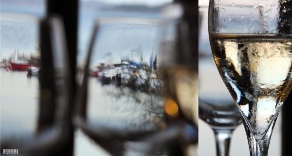 - Harbor & Champagne -
