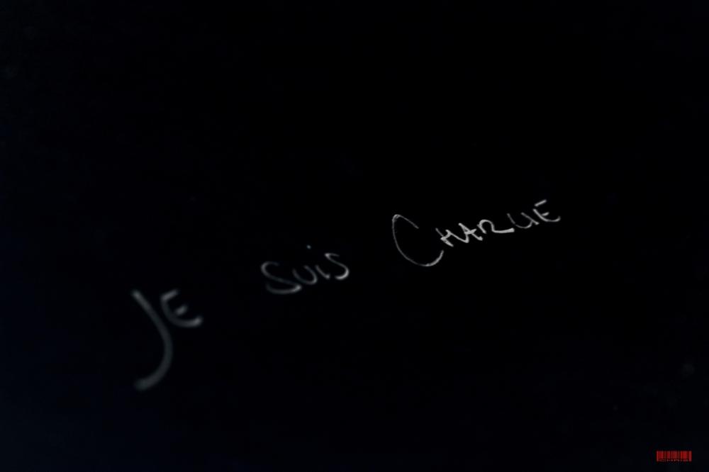 - Je suis Charlie -