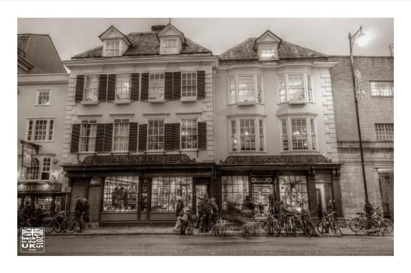 - Oxford - BlackWell Librairy -