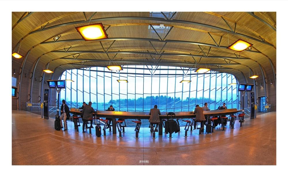 - BELFORT TGV Station -