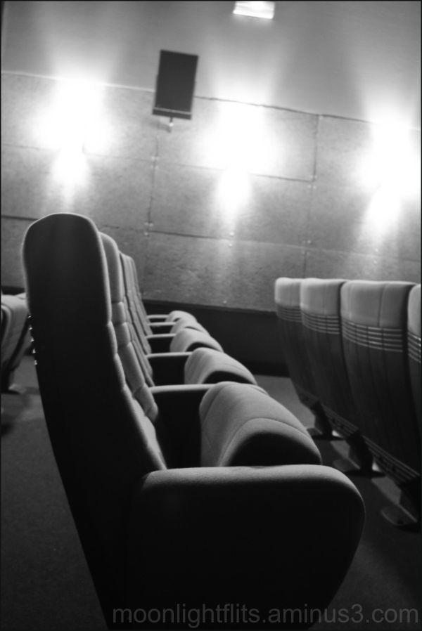 A black & white movie?