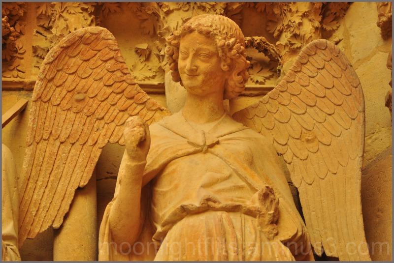 L'ange du sourire :-)
